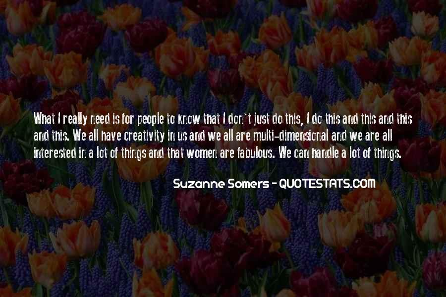 Suzanne Somers Quotes #1515248