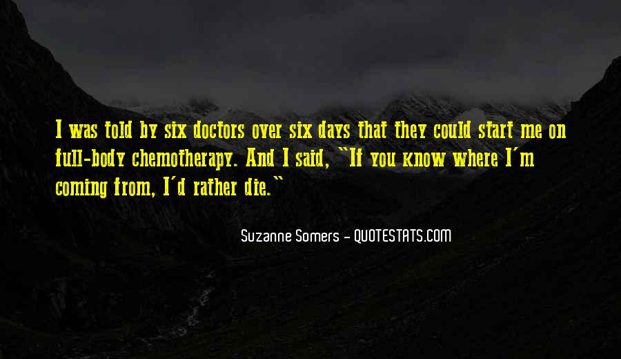 Suzanne Somers Quotes #203161