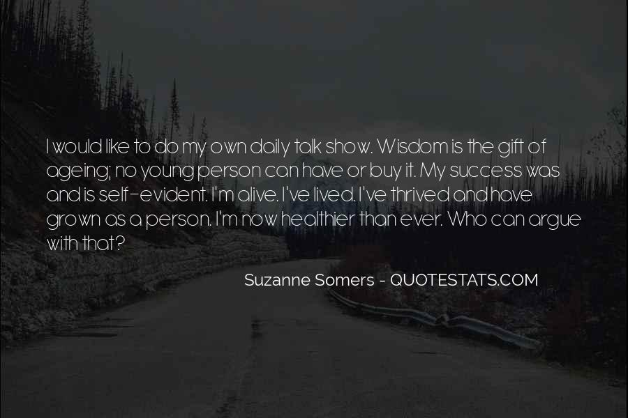Suzanne Somers Quotes #467894