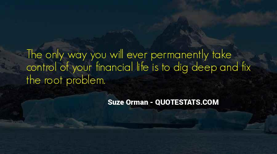 Suze Orman Quotes #1184639