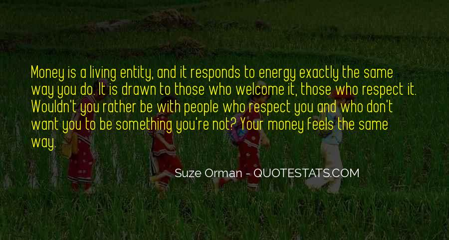 Suze Orman Quotes #1358989