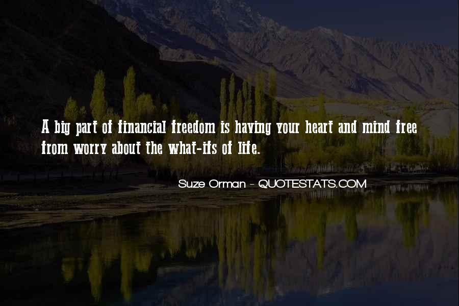 Suze Orman Quotes #1386610