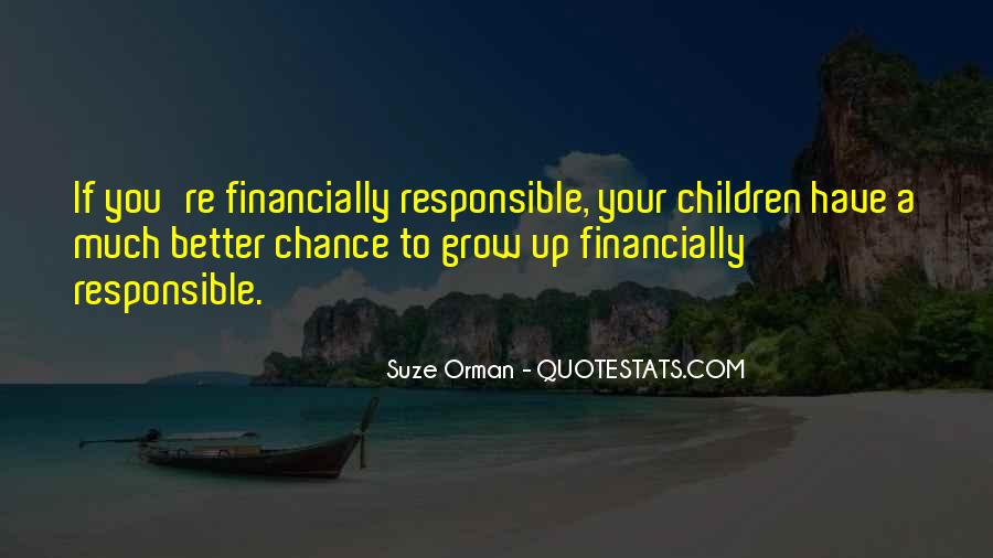 Suze Orman Quotes #203315
