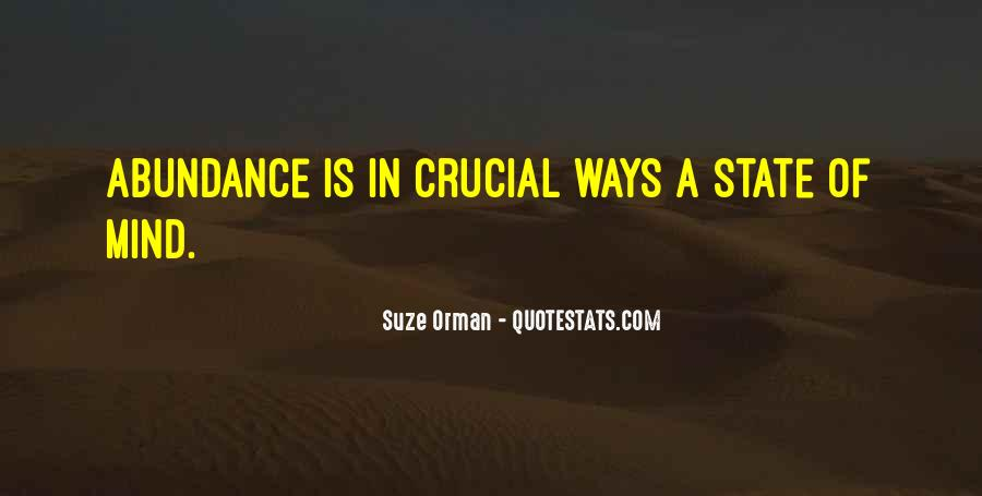 Suze Orman Quotes #252201