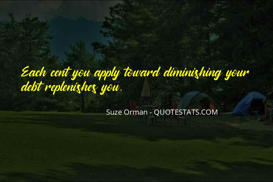 Suze Orman Quotes #289869