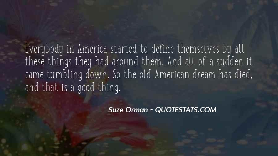 Suze Orman Quotes #300346