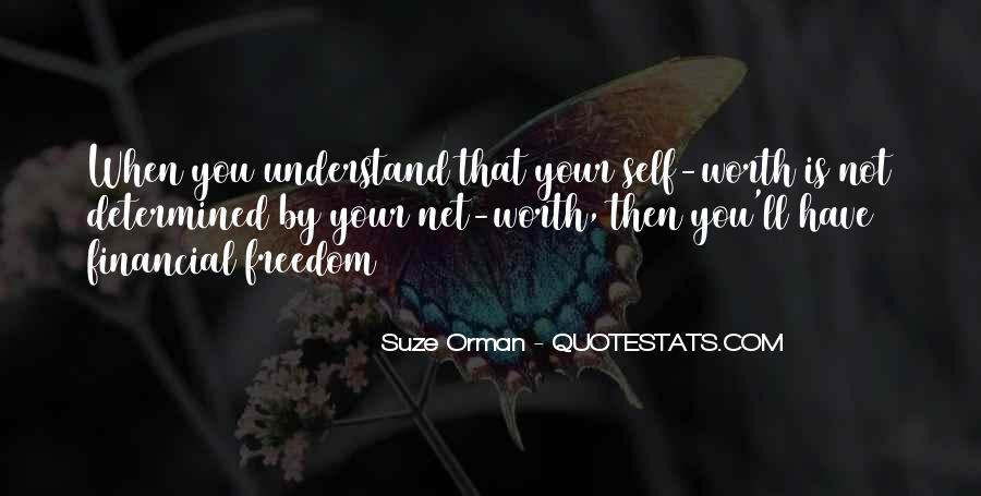 Suze Orman Quotes #326100