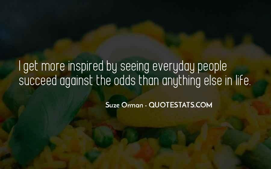 Suze Orman Quotes #408142