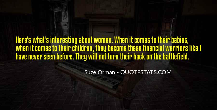 Suze Orman Quotes #432499