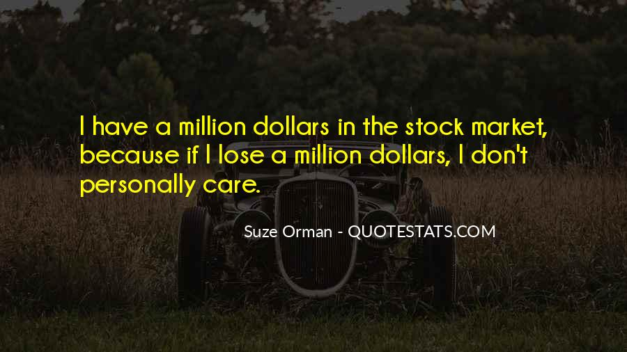 Suze Orman Quotes #77617
