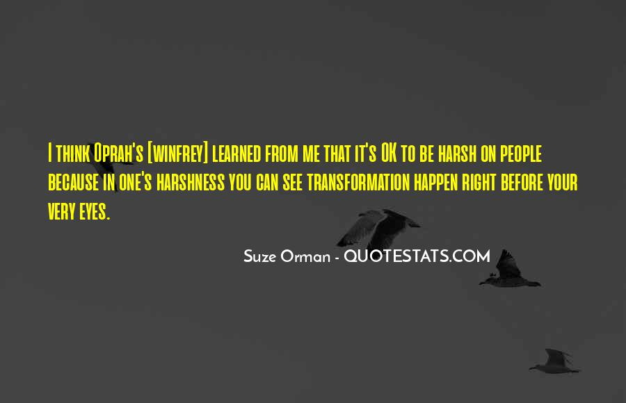Suze Orman Quotes #820921