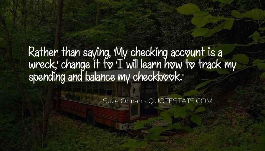 Suze Orman Quotes #95912