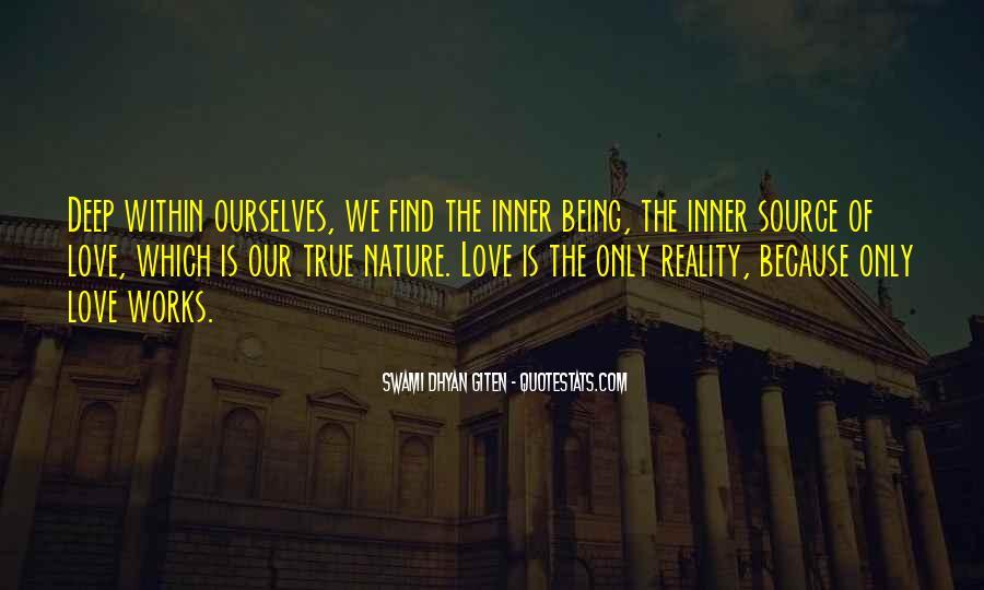 Swami Dhyan Giten Quotes #107609