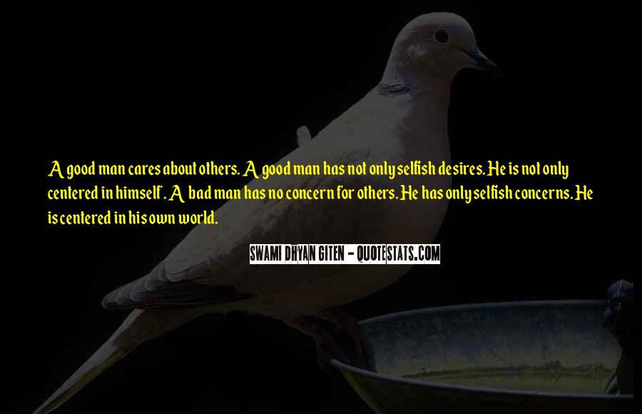 Swami Dhyan Giten Quotes #1198573