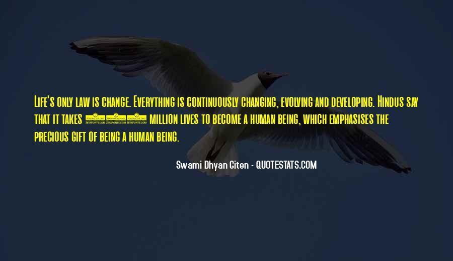 Swami Dhyan Giten Quotes #1295305