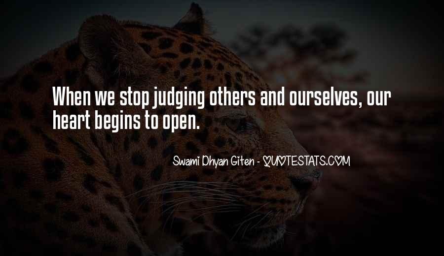 Swami Dhyan Giten Quotes #1303106