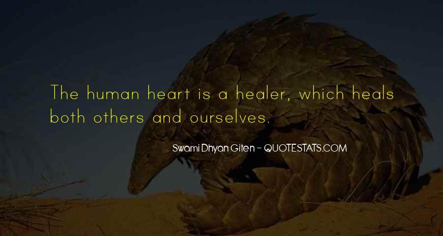 Swami Dhyan Giten Quotes #1538537