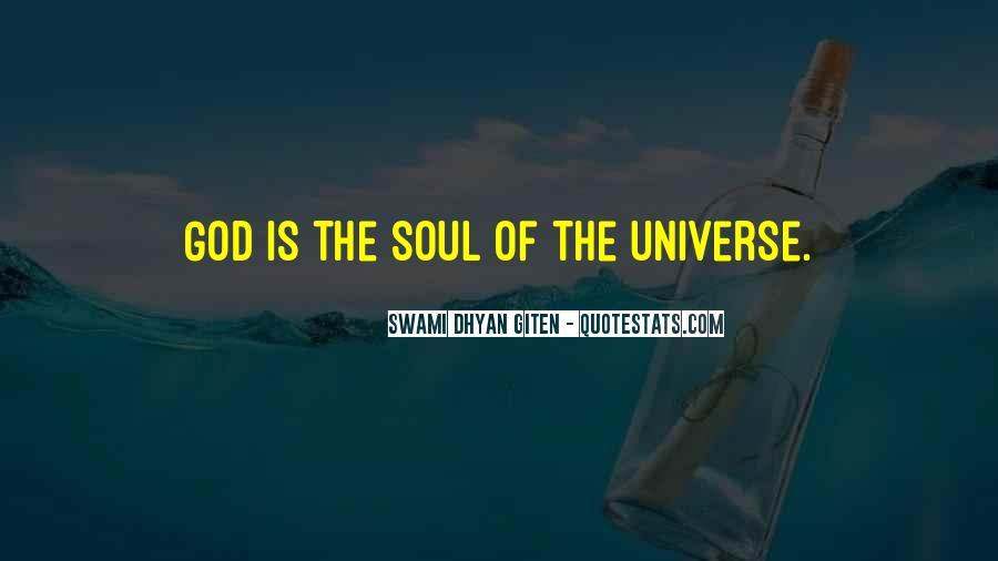 Swami Dhyan Giten Quotes #1726903