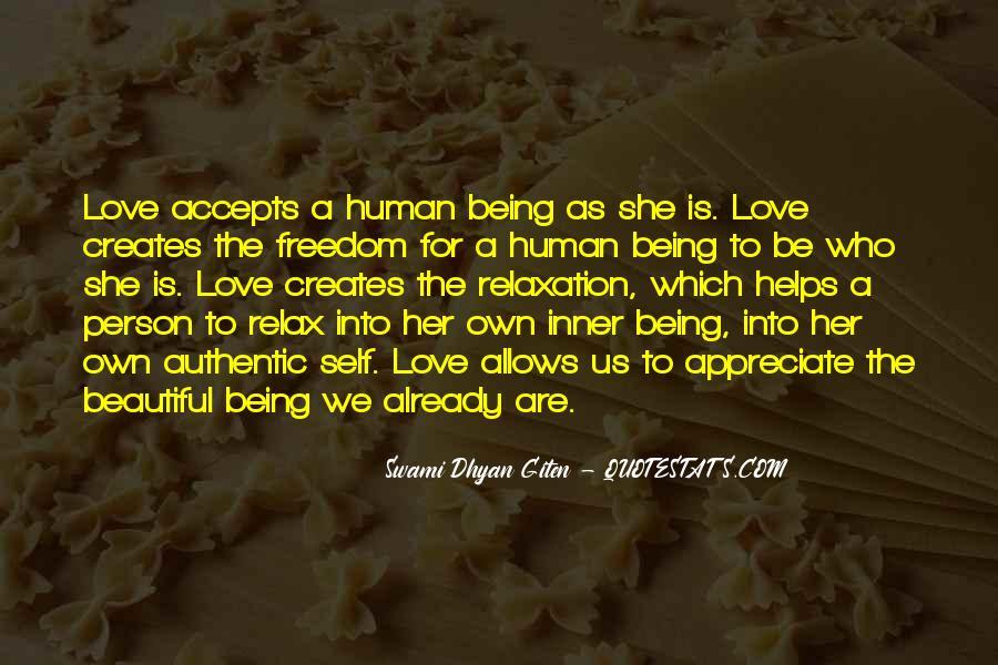 Swami Dhyan Giten Quotes #1805485