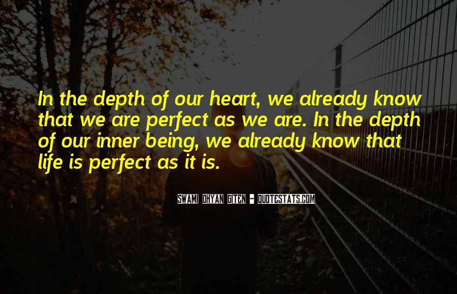 Swami Dhyan Giten Quotes #256819