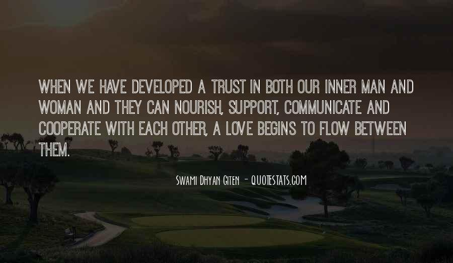 Swami Dhyan Giten Quotes #439038