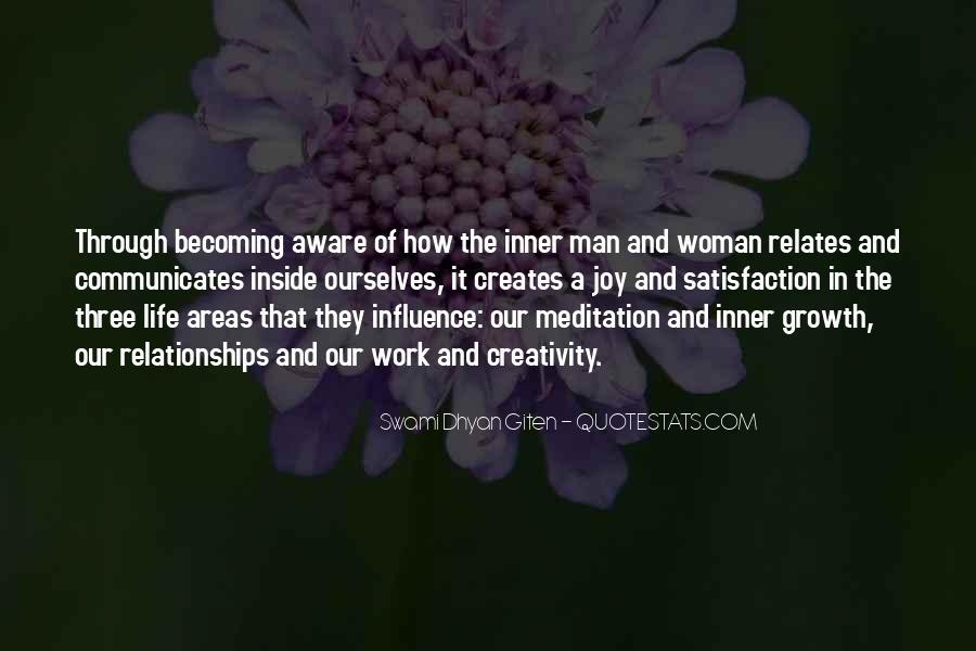 Swami Dhyan Giten Quotes #495308