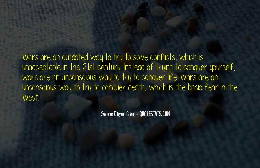 Swami Dhyan Giten Quotes #524859