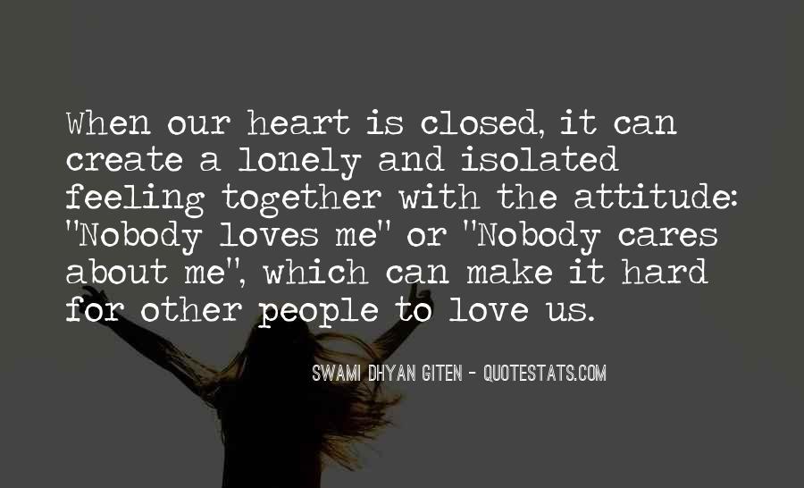 Swami Dhyan Giten Quotes #54692