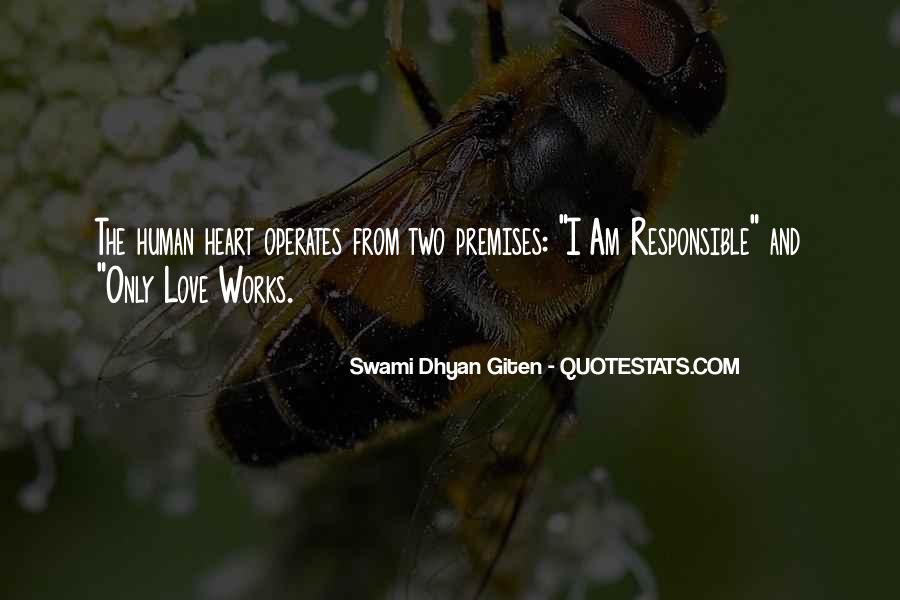 Swami Dhyan Giten Quotes #568424