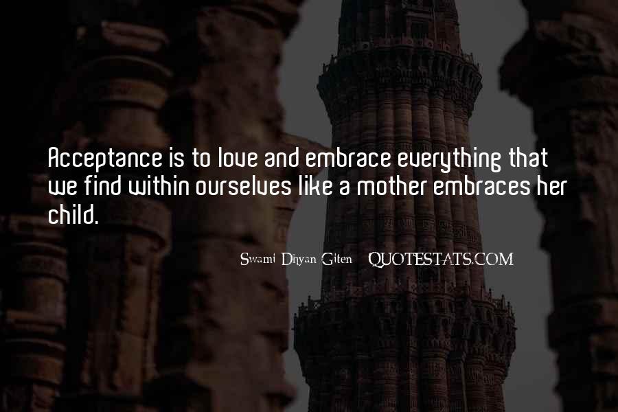 Swami Dhyan Giten Quotes #570336