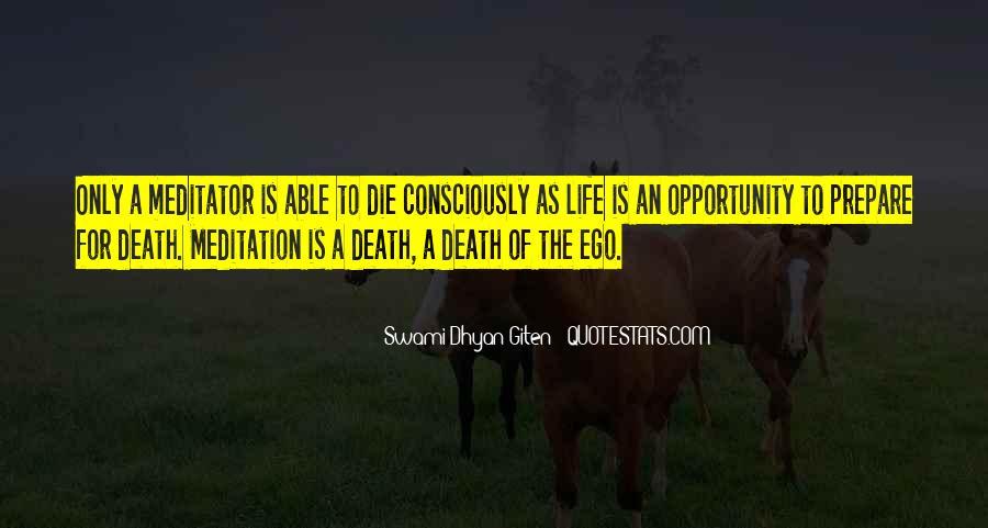 Swami Dhyan Giten Quotes #583903