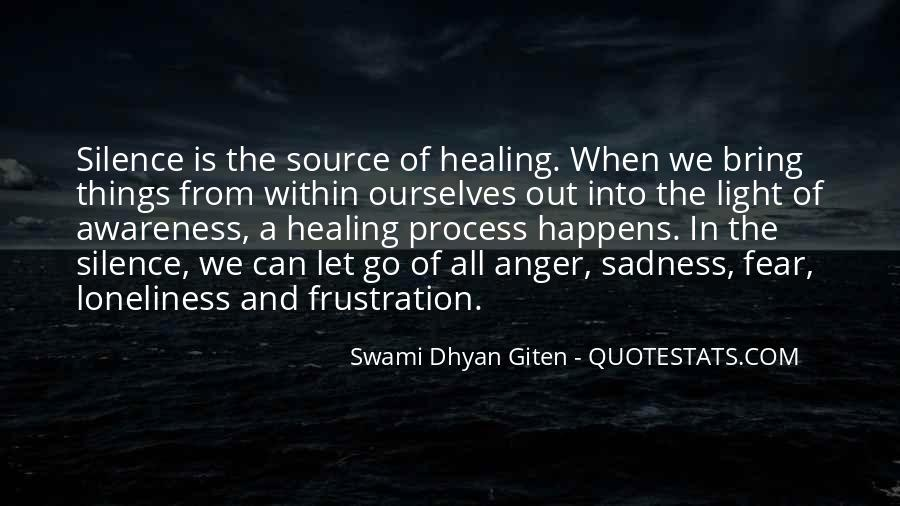 Swami Dhyan Giten Quotes #652726
