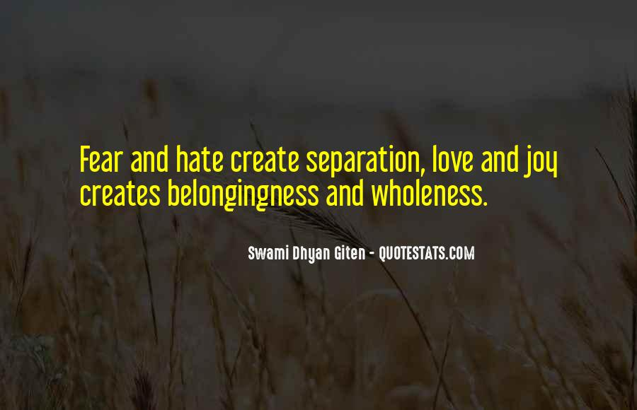 Swami Dhyan Giten Quotes #742411