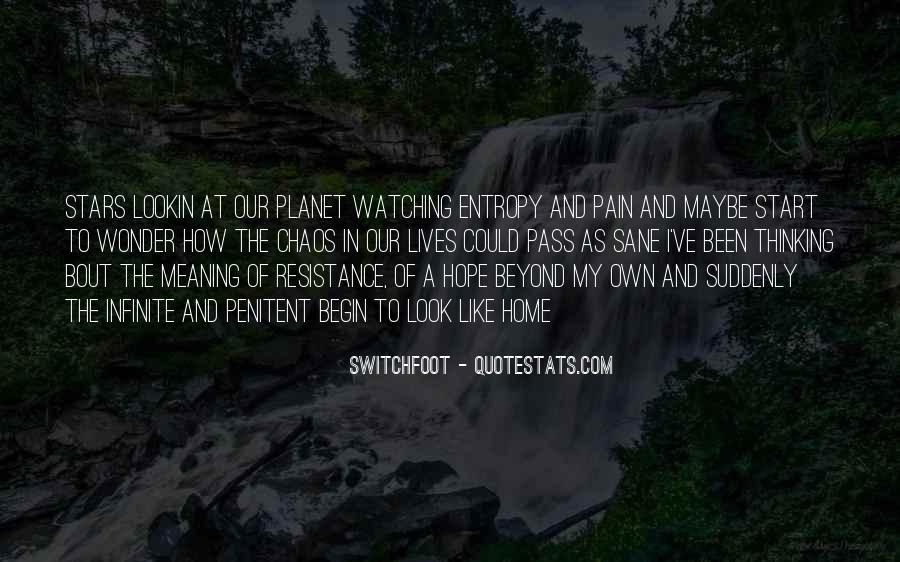 Switchfoot Quotes #1604696
