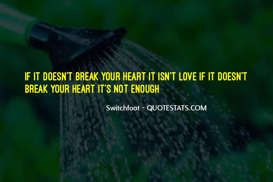 Switchfoot Quotes #1780577