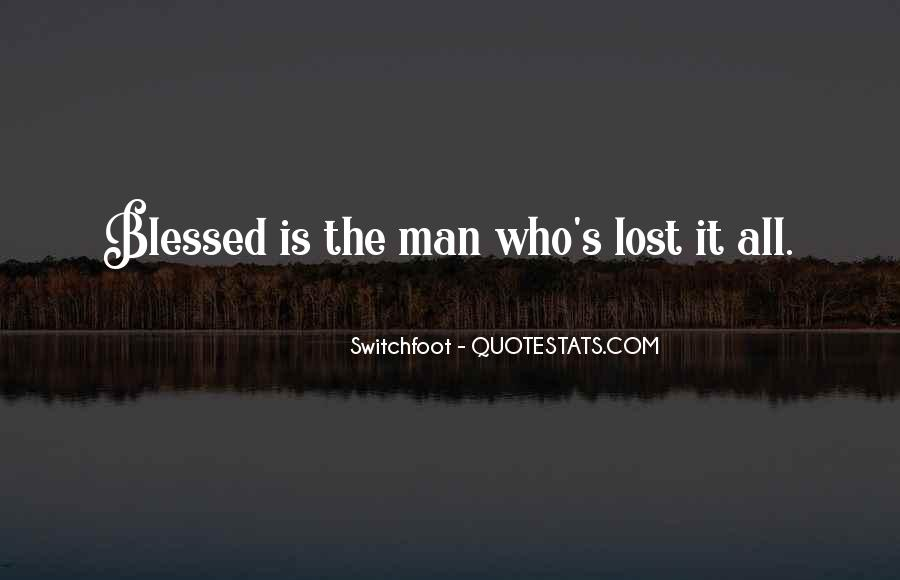 Switchfoot Quotes #227062