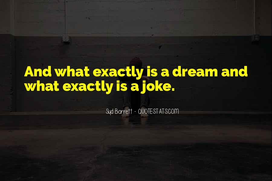 Syd Barrett Quotes #120851