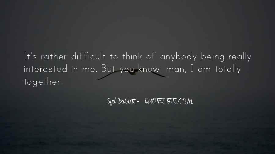 Syd Barrett Quotes #131578