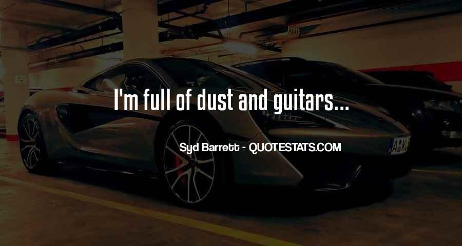 Syd Barrett Quotes #1592140