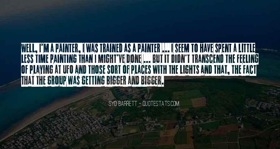 Syd Barrett Quotes #1768798