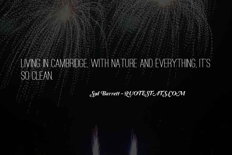 Syd Barrett Quotes #535822