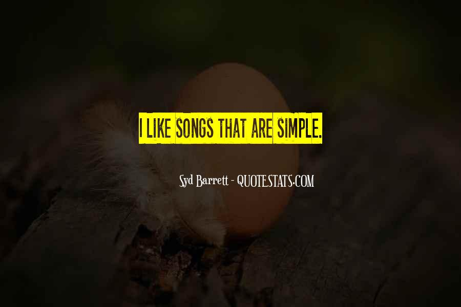 Syd Barrett Quotes #726903