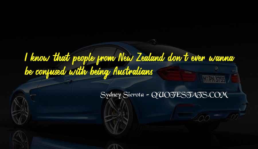 Sydney Sierota Quotes #408719