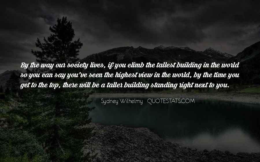 Sydney Wilhelmy Quotes #121464