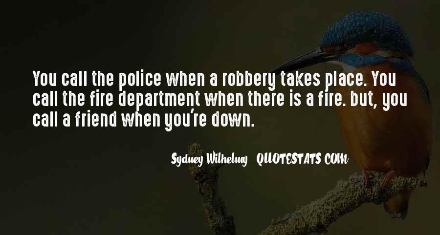 Sydney Wilhelmy Quotes #493368