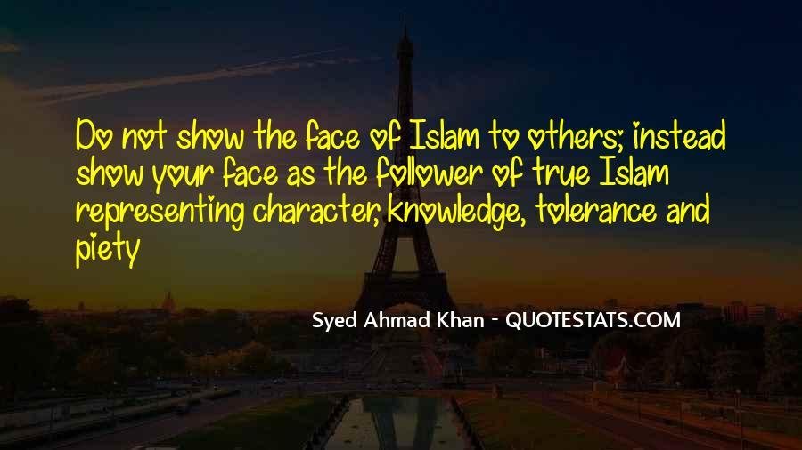 Syed Ahmad Khan Quotes #1000612