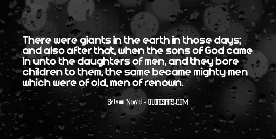 Sylvain Neuvel Quotes #637757