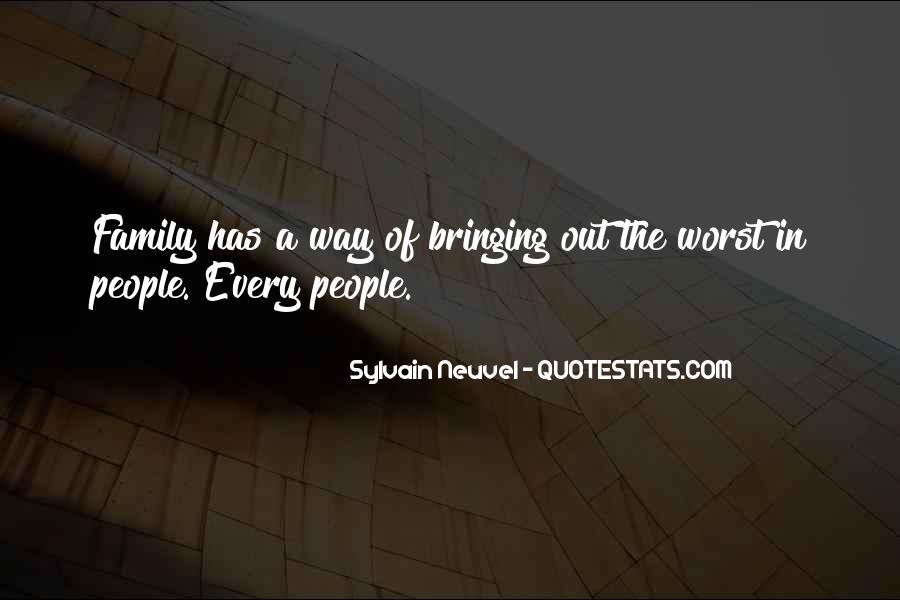 Sylvain Neuvel Quotes #734937