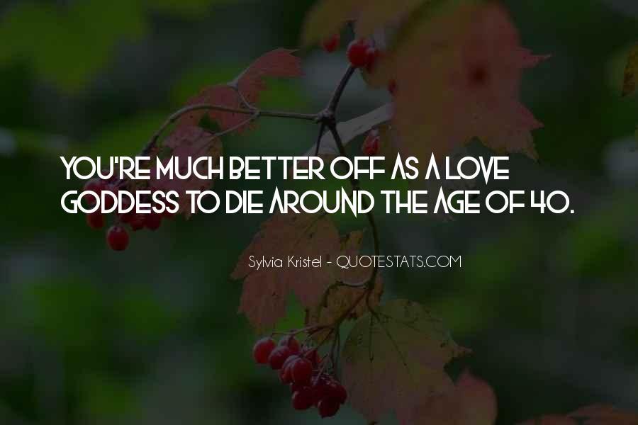 Sylvia Kristel Quotes #1268602
