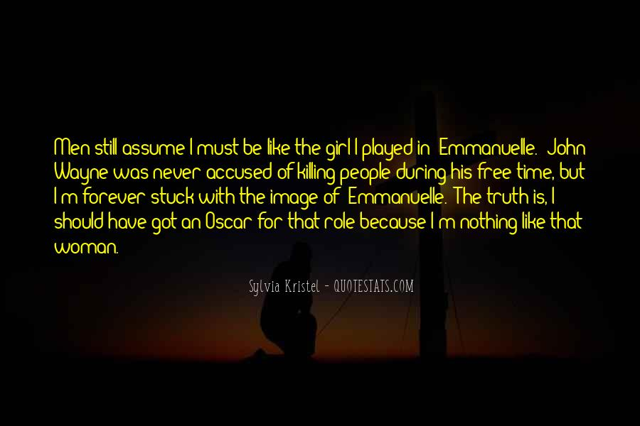 Sylvia Kristel Quotes #1446287